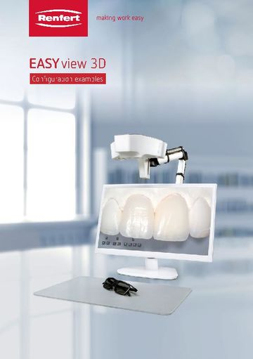 EASY view 3D 24000500 | Configuration examples