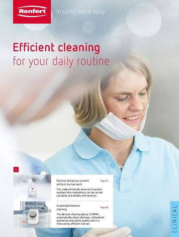 Products for dentists | Brochure | EN