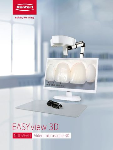 EASY view 3D | Flyer | FR