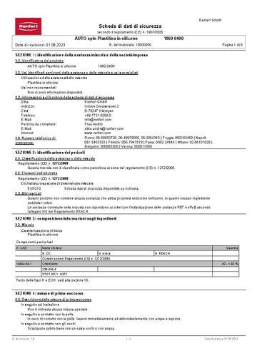 AUTO spin Plastilina in silicone | 18600400 | IT